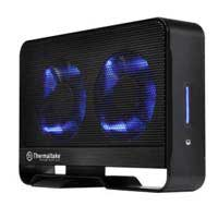 "Thermaltake Max 5G 3.5"" SATA 6.0Gb/s to SuperSpeed USB 3.0 Hard Drive Enclosure"