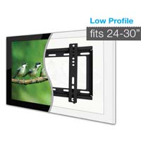 "Vivitar 24""-30"" Low Profile TV Wall Mount VIV-LWM-32"
