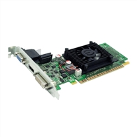 EVGA 512-P3-1300-LR NVIDIA GeForce 8400 GS 512MB DDR3 PCIe 2.0 x16 Video Card