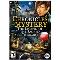 City Interactive Chronicles of Mystery: The Legend of Sacred Treasure (PC)
