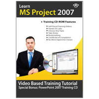 Amazing eLearning Project 2007 Video Training (PC)