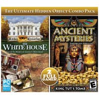 Encore Software Hidden Mysteries: White House JC (PC)