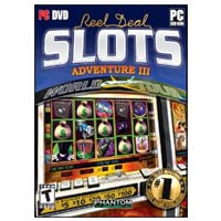 Phantom EFX Reel Deal Slots Adventure III World Tour (PC)