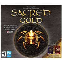 Encore Software Sacred Gold (PC)