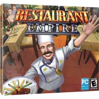 Encore Software Restaurant Empire JC (PC)