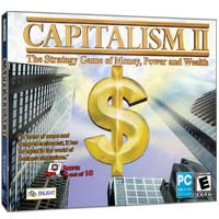Encore Software Capitalism II JC (PC)