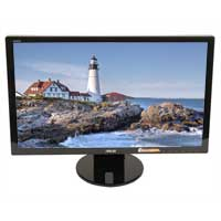"ASUS VE247H 23.6"" Widescreen LED Monitor"