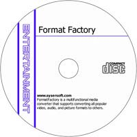 MCTS Format Factory v2.60 (PC)