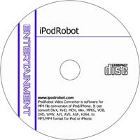 MCTS iPodRobot Video Converter v5.0 Build 3232 (PC)