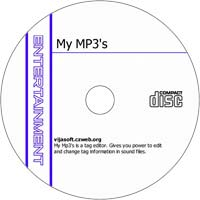 MCTS My Mp3's 2.00 Freeware/Shareware CD
