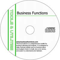 MCTS Business Functions v1.56 - Shareware/Freeware CD (PC)