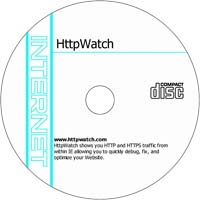 MCTS HTTPWatch Basic Edition v7.1.21- Shareware/Freeware CD (PC)
