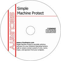 MCTS Simple Machine Protect 1.9.0 Freeware/Shareware CD