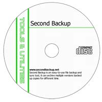 MCTS Second Backup Free v9.8.15 - Shareware/Freeware CD C(PC)