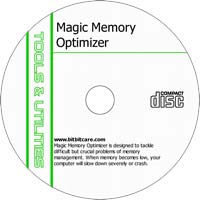 MCTS Magic Memory Optimizer v8.2.1.652 - Shareware/Freeware CD (PC)