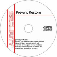 MCTS Prevent Restore v3.01 - Shareware/Freeware CD (PC)