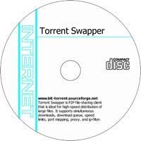 MCTS Torrant Swapper Freeware/Shareware CD (PC)