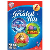 Popcap Popcap Greatest Hits - Bejeweled 2, Peggle, Zuma (PC / MAC)