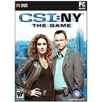 Ubisoft CSI: New York (PC)