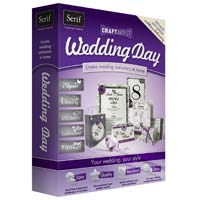 Serif / SPC Serif CraftArtist Wedding Day (PC)