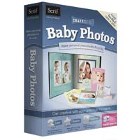 Serif / SPC Serif CraftArtist Baby Photos (PC)