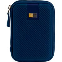 Case Logic Portable Hard Drive Case Blue