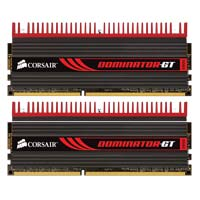 Corsair Dominator GT Series 8GB DDR3-2000 (PC3-16000) CL9 Dual Channel Desktop Memory Kit (Two 4GB Memory Modules)