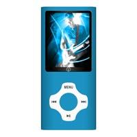 Visual Land Rave 8GB Media Player Blue