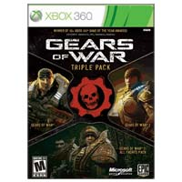 Microsoft Gears of War Triple Pack (Xbox 360)