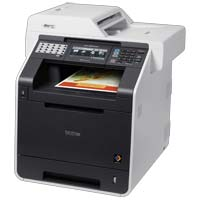 Brother MFC-9970CDW High-Performance Color Laser All-in-One with Wireless Networking and Duplex