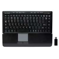 Gear Head Wireless USB Smart Touch Touchpad Keyboard