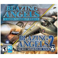 Encore Software Blazing Angeles: Squadrons of WWII JC (PC)