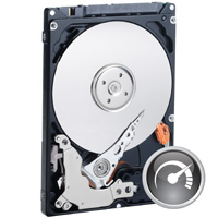 "WD Black 750GB 7200RPM 2.5"" SATA 3.0Gb/s Internal Notebook Hard Drive WD7500BPKT OEM"