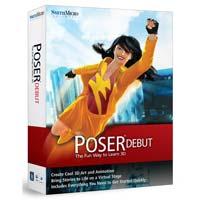 Smith Micro Poser Debut (PC)