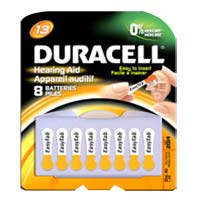 Duracell EasyTab Hearing Aid Battery #13
