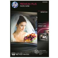 "HP Premium Plus Photo Paper Soft Gloss 4"" x 6"" 100 Sheet"
