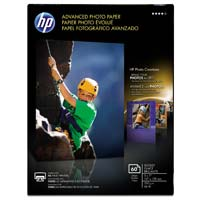 "HP Premium Plus Photo Paper Glossy 5"" x 7"" 60 Sheet"