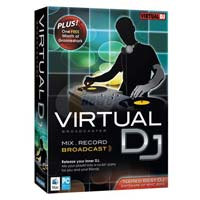 Encore Software Virtual DJ: Broadcaster (PC / MAC)