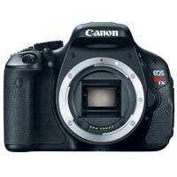 Canon EOS Rebel T3i 18 Megapixel DSLR Camera Body