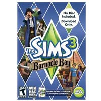 Electronic Arts The Sims 3: Barnacle Bay (PC / MAC)