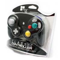 TTX Tech Gamecube Wired Controller Black