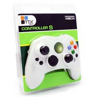 TTX Tech Wired Controller S for Xbox White