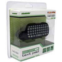 Komodo Text Pad for Xbox 360 Black