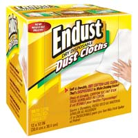 Endust Dry Disposable Dust Cloths