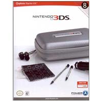 Power A 3DS Explorer Starter Kit