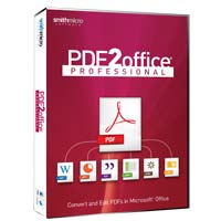 Smith Micro PDF2Office for Office (MAC)