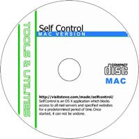 MCTS SelfControl 1.3 - Freeware/Shareware CD (Mac)