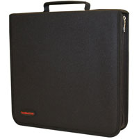 TekNMotion 208 Capacity CD/DVD Binder