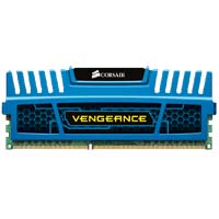 Corsair Vengeance Series 4GB DDR3-1600 (PC3-12800) CL9 Desktop Memory Module