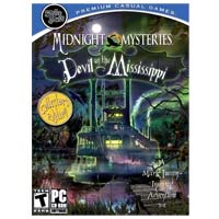 MumboJumbo Midnight Mysteries 3: Devil on the Mississippi (PC)